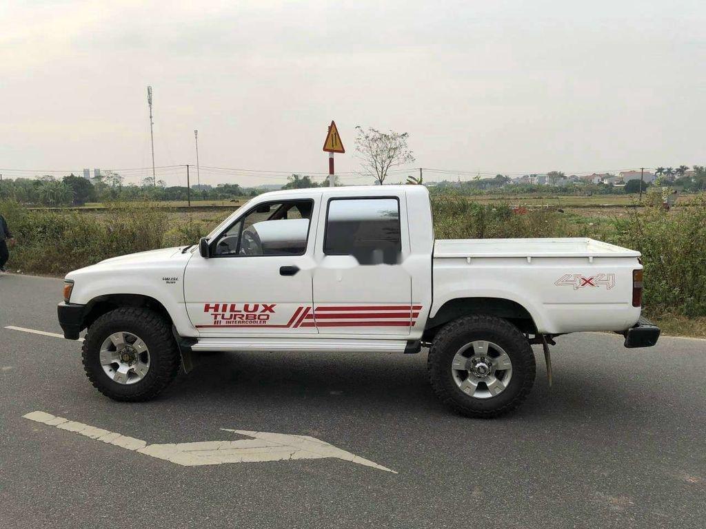 Bán Ford Ranger số sàn 2 cầu máy dầu không niên hạn sản xuất 1992, xe nhập (6)