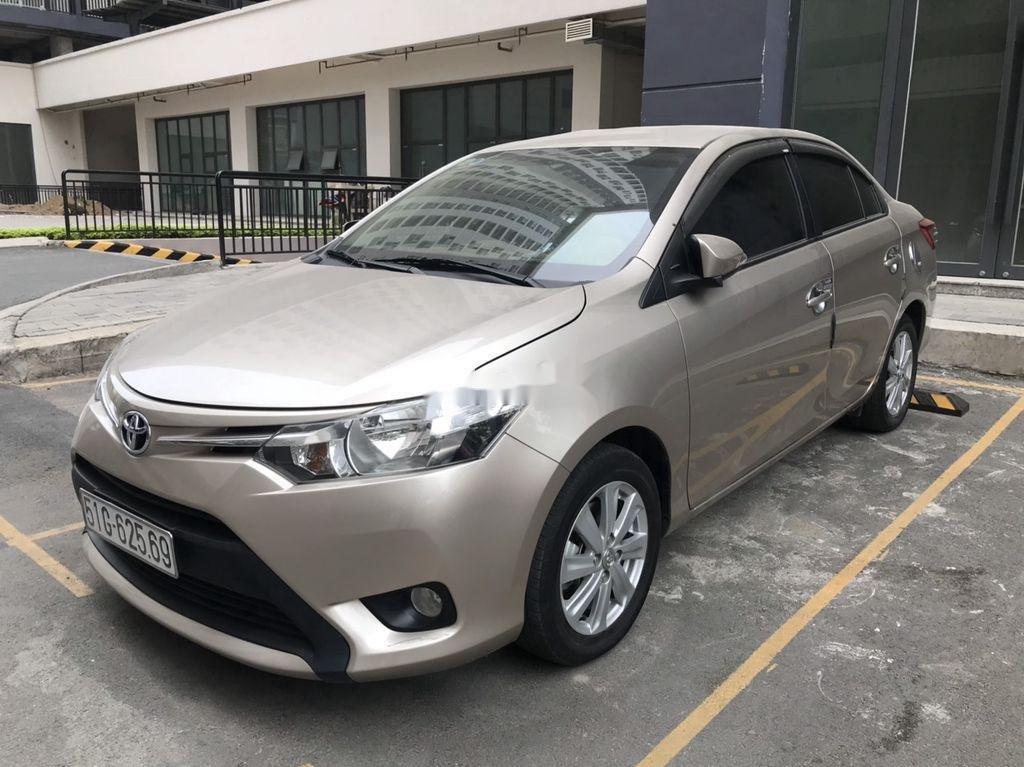Cần bán Toyota Vios sản xuất 2018, giá  thấp (3)