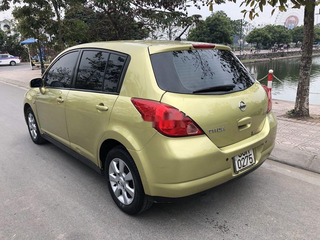 Cần bán xe Nissan Tiida đời 2007, nhập khẩu còn mới, 255 triệu (3)