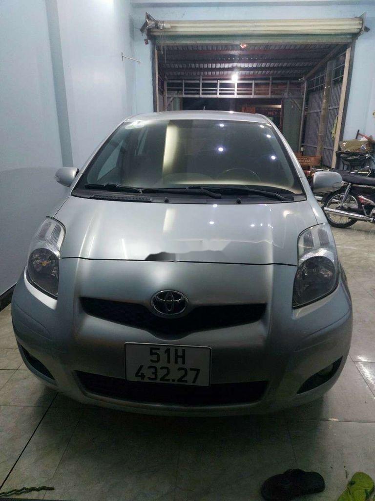 Xe Toyota Yaris sản xuất năm 2020, nhập khẩu nguyên chiếc còn mới (1)