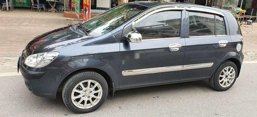 Cần bán lại xe Hyundai Getz sản xuất 2009, nhập khẩu, 235 triệu (2)
