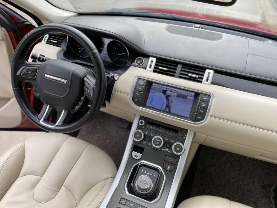 Cần bán xe LandRover Range Rover 2011, màu đỏ, nhập khẩu  (18)