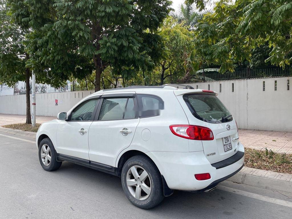 Bán ô tô Hyundai Santa Fe năm sản xuất 2008, xe nhập còn mới (4)
