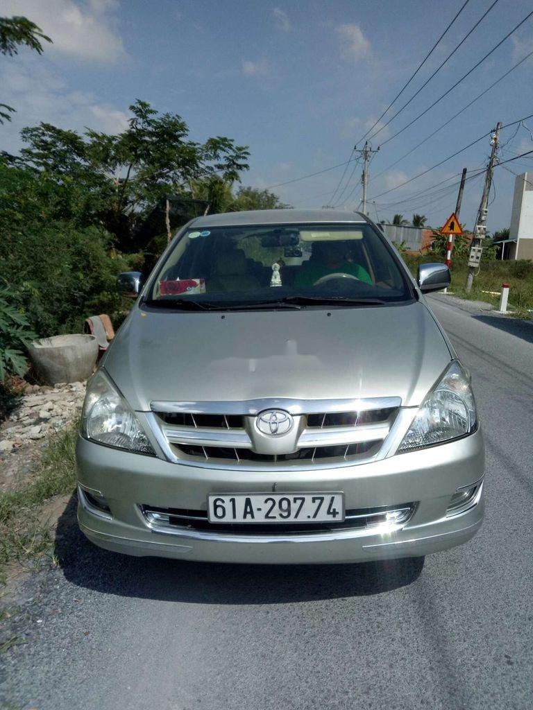 Bán Toyota Innova năm 2006, màu bạc (1)