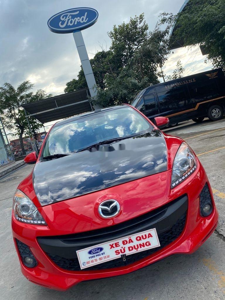 Bán xe Mazda 3 năm 2014 còn mới (5)