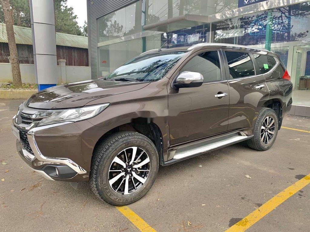 Xe Mitsubishi Pajero Sport 2.4 AT năm 2018, nhập khẩu (3)