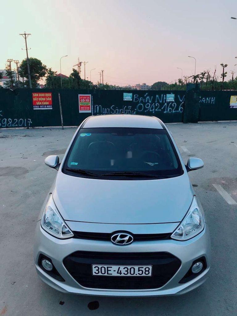Bán Hyundai Grand i10 năm sản xuất 2015, xe giá mềm (1)