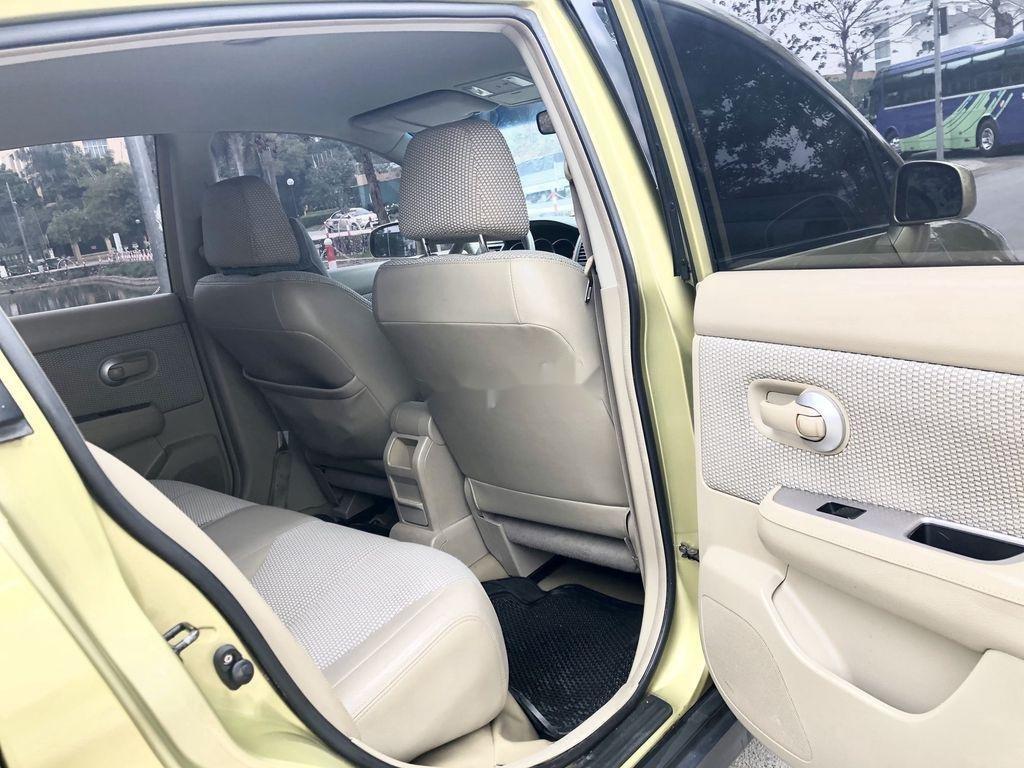 Cần bán xe Nissan Tiida đời 2007, nhập khẩu còn mới, 255 triệu (7)
