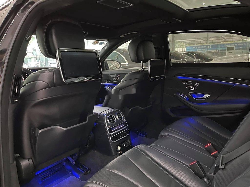 Bán xe Mercedes S400 đời 2014, màu đen, nhập khẩu  (8)