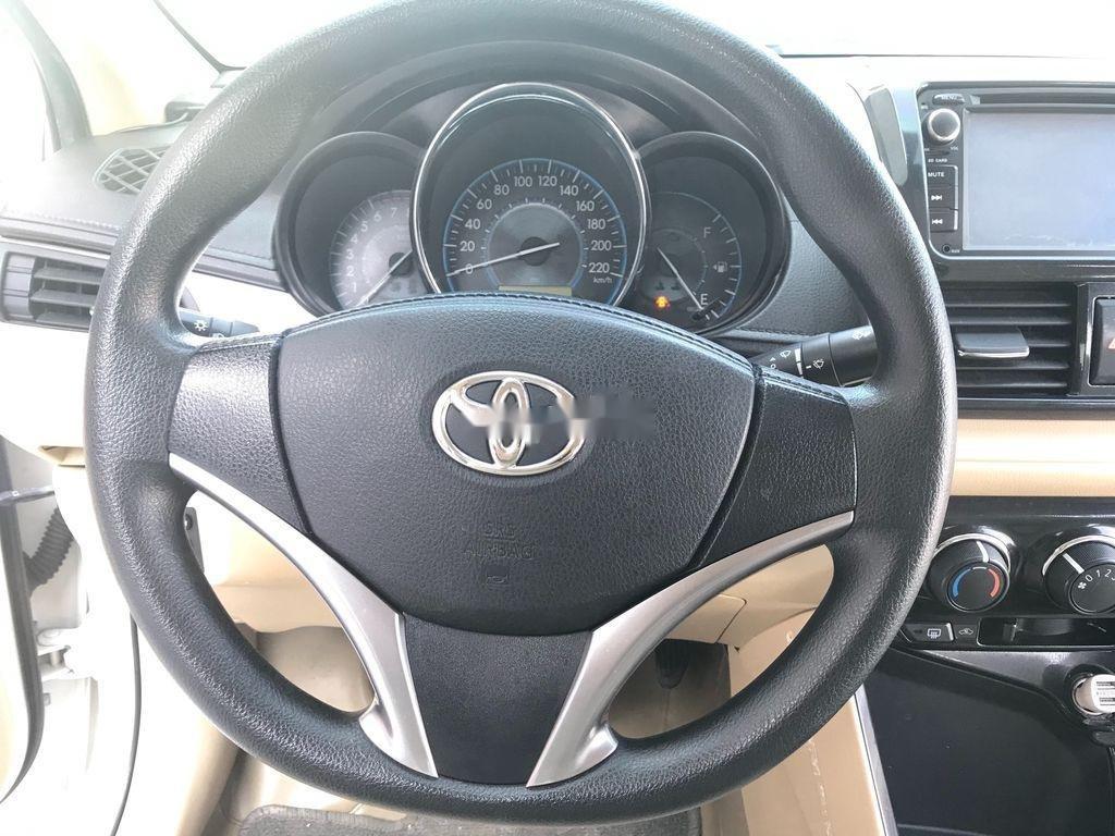 Bán xe Toyota Vios năm 2017 còn mới, giá 388tr (10)