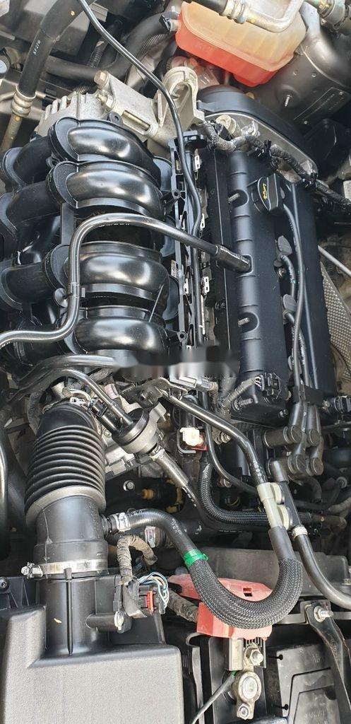 Xe Ford Fiesta năm sản xuất 2012, nhập khẩu nguyên chiếc (4)