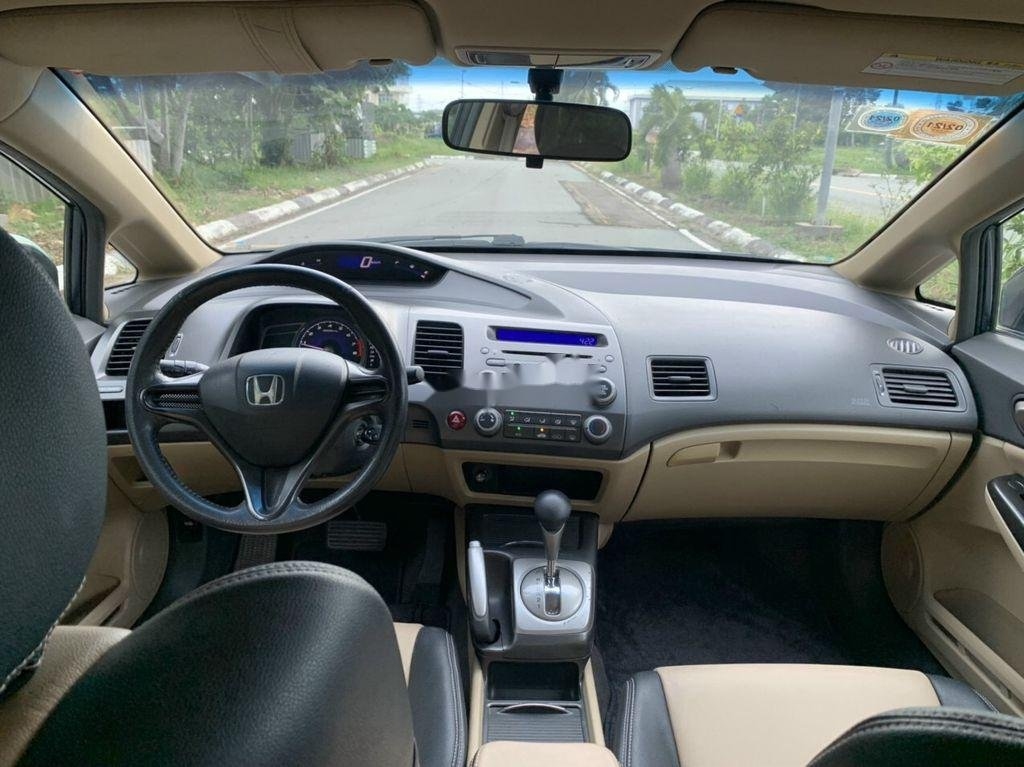 Xe Honda Civic sản xuất 2008, màu đen, nhập khẩu  (3)