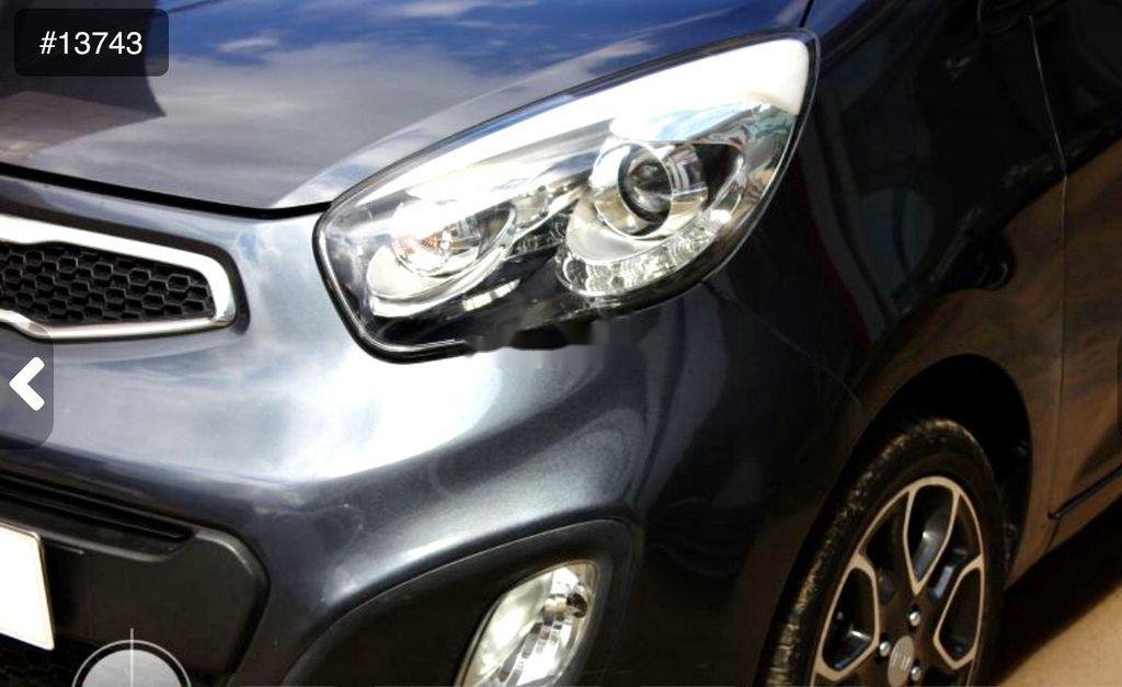 Bán xe Kia Picanto năm 2014, xe một đời chủ giá ưu đãi (12)