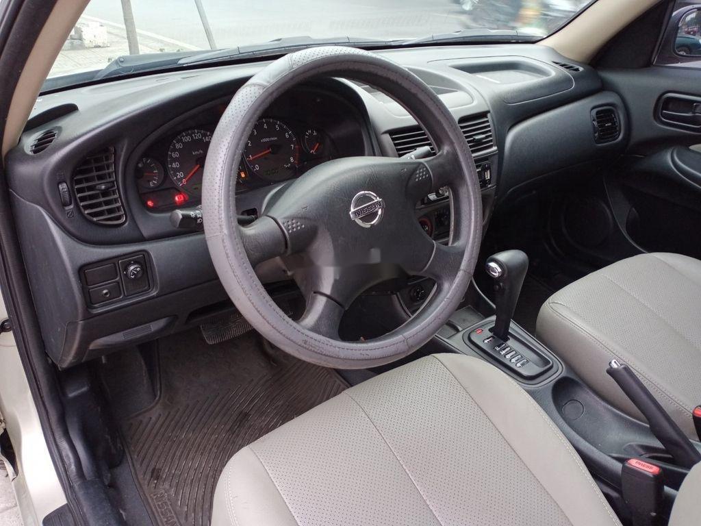 Cần bán xe Nissan Sentra năm 2009, màu vàng, nhập khẩu  (11)