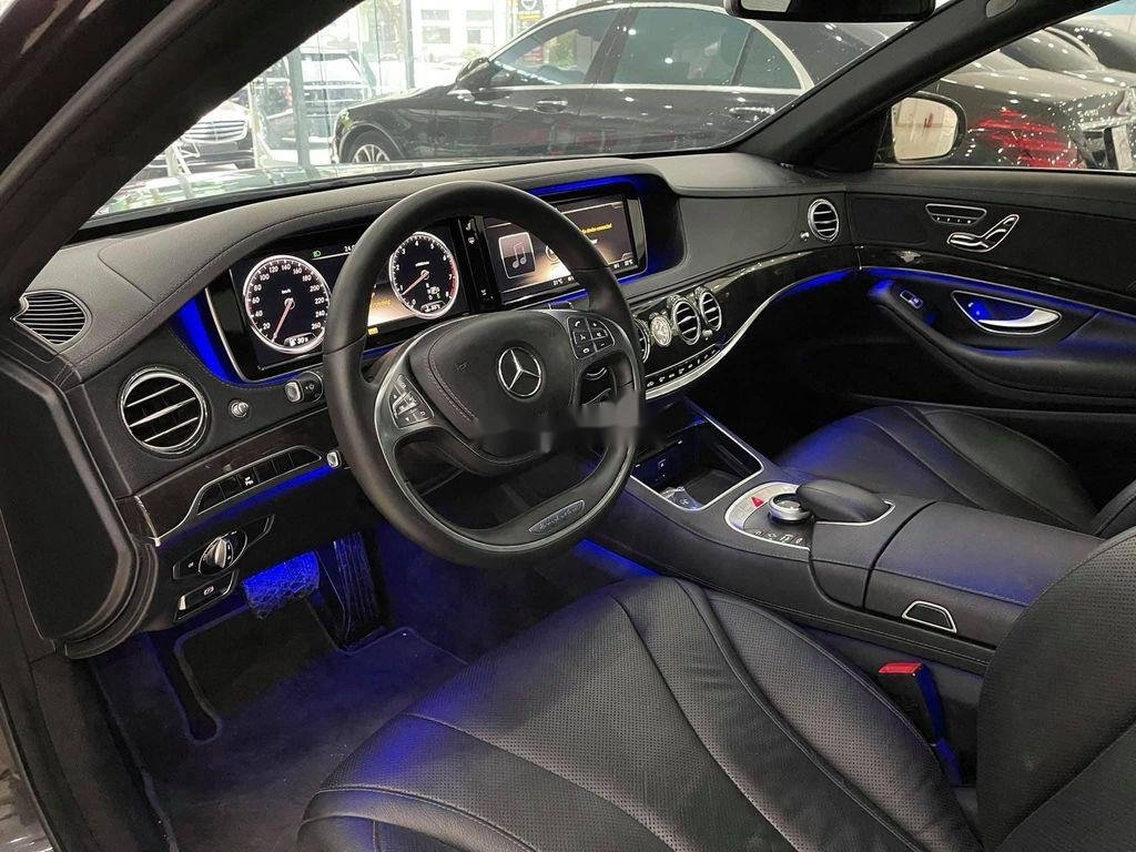 Bán xe Mercedes S400 đời 2014, màu đen, nhập khẩu  (4)