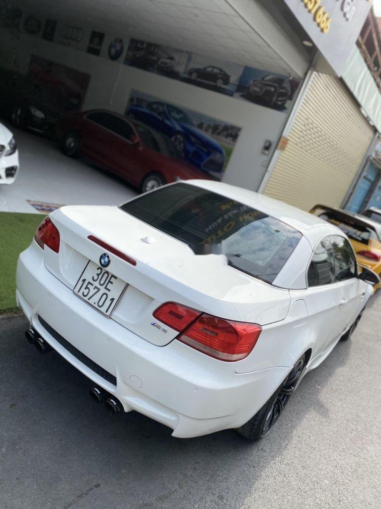 Cần bán gấp BMW M3 đời 2008, màu trắng, nhập khẩu (4)