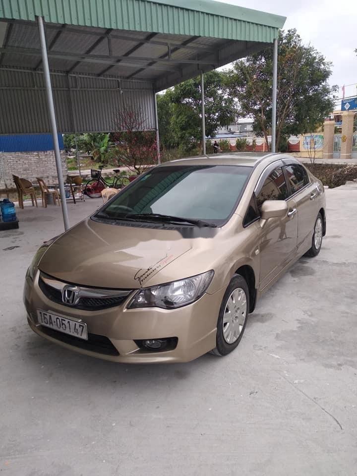 Cần bán gấp Honda Civic năm sản xuất 2009 chính chủ (1)