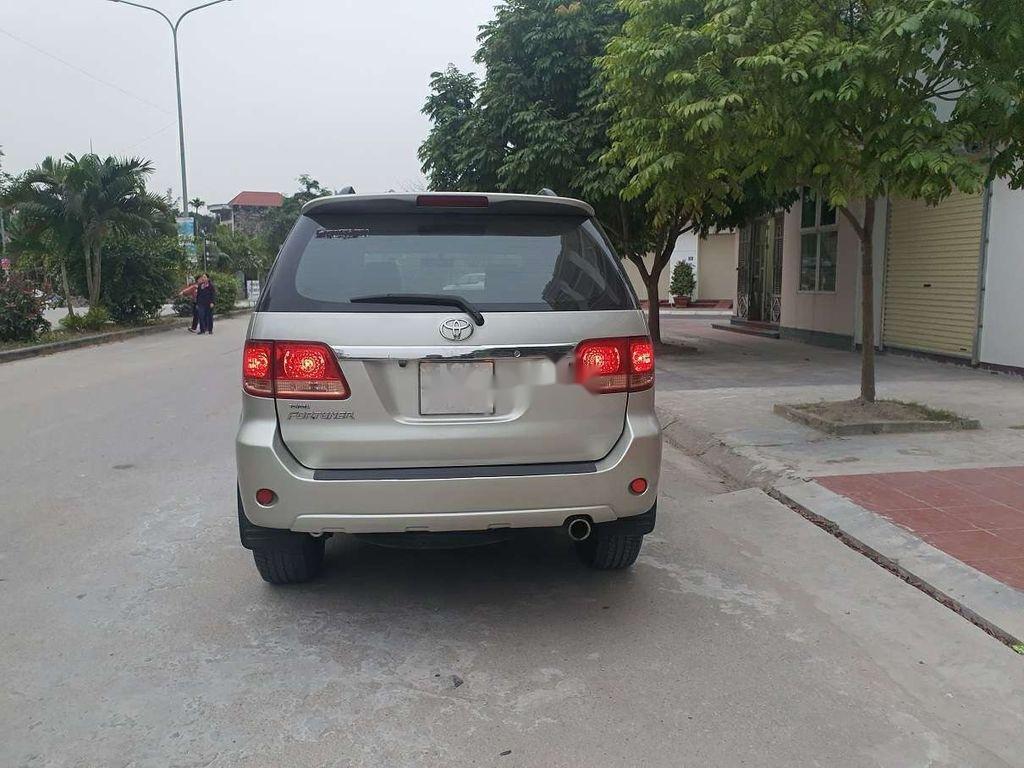Cần bán lại xe Toyota Fortuner sản xuất 2007, nhập khẩu còn mới (9)