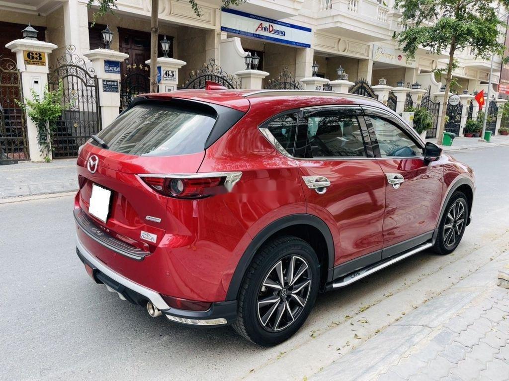 Bán ô tô Mazda CX 5 đời 2018, màu đỏ chính chủ (3)