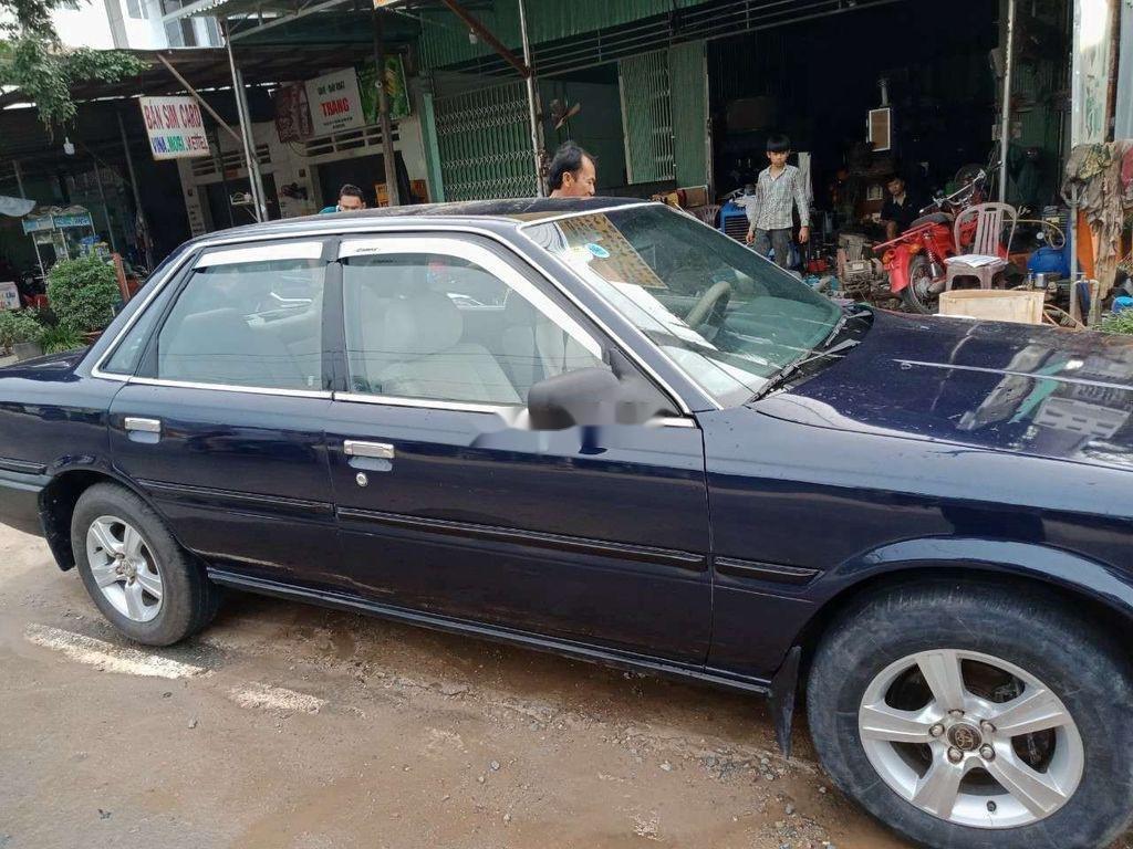 Bán ô tô Toyota Camry sản xuất 1989, nhập khẩu nguyên chiếc giá cạnh tranh (3)