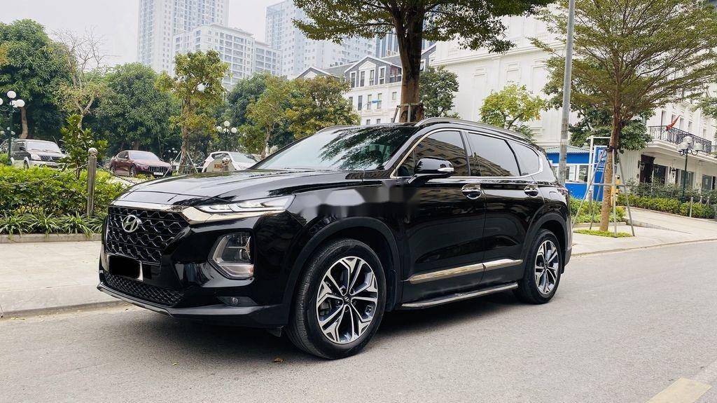 Bán Hyundai Santa Fe 2.2L AT 4WD năm 2019 (2)