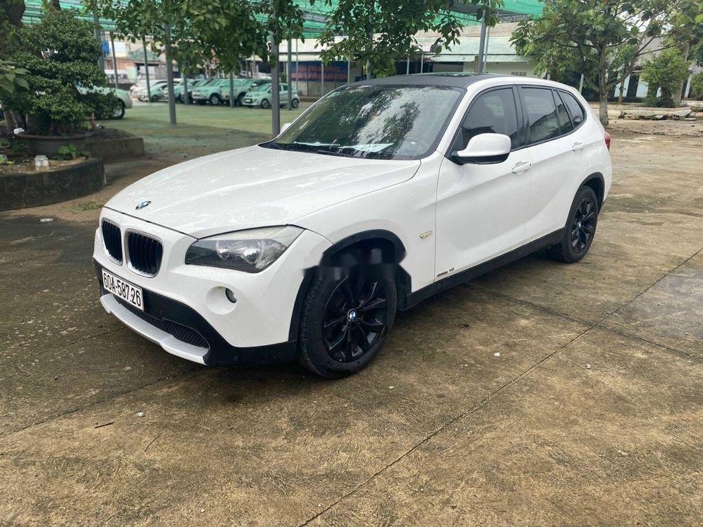 Bán BMW X1 2010, màu trắng, nhập khẩu còn mới (11)
