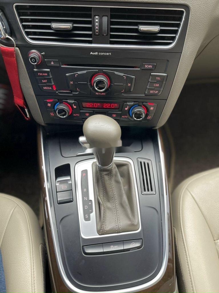 Bán xe Audi Q5 sản xuất 2010 còn mới, 630 triệu (12)