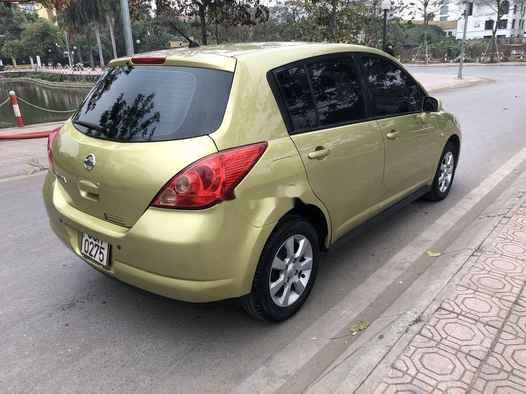 Cần bán xe Nissan Tiida đời 2007, nhập khẩu còn mới, 255 triệu (4)