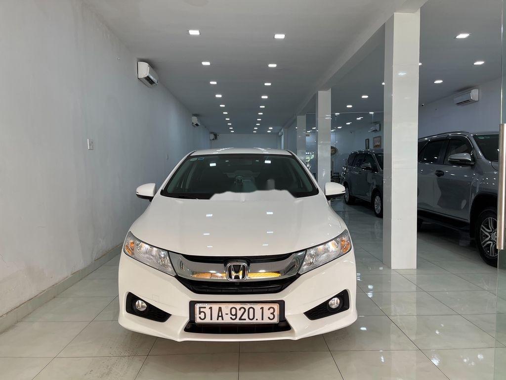 Bán ô tô Honda City CVT sản xuất 2014 còn mới (1)