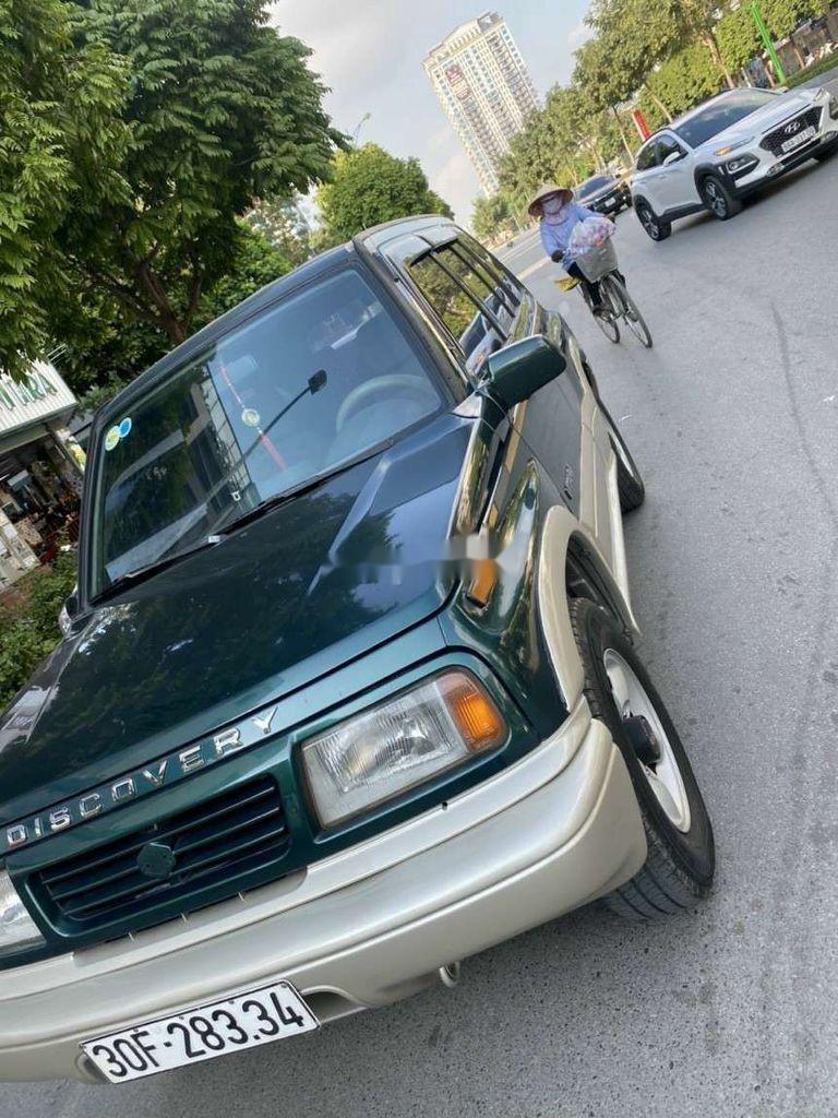 Bán Suzuki Vitara sản xuất năm 2003, xe nhập chính chủ (1)