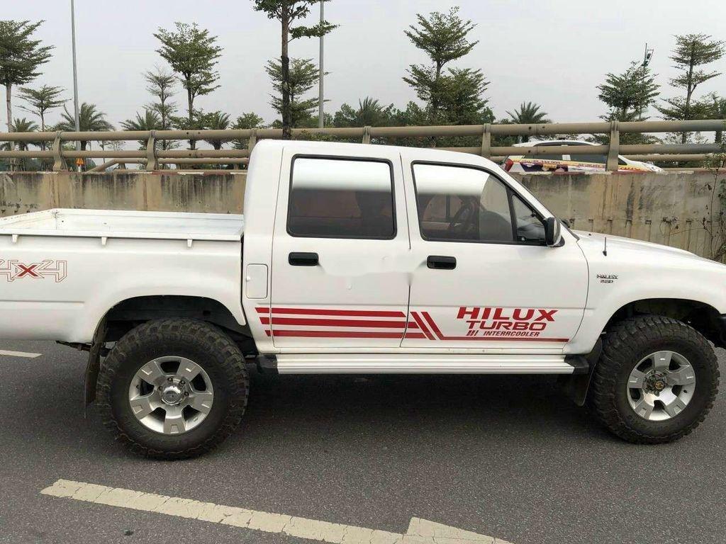Bán Ford Ranger số sàn 2 cầu máy dầu không niên hạn sản xuất 1992, xe nhập (3)