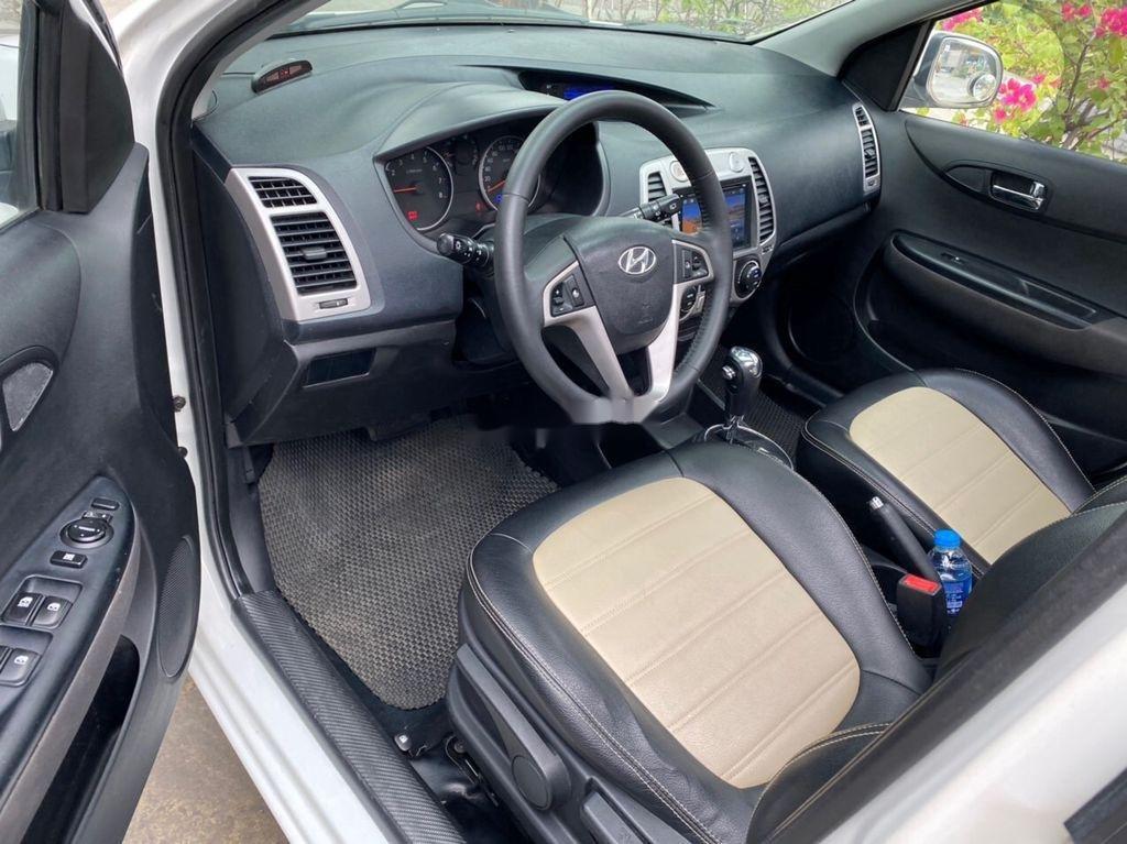 Cần bán lại xe Hyundai i20 năm sản xuất 2011, màu trắng (5)