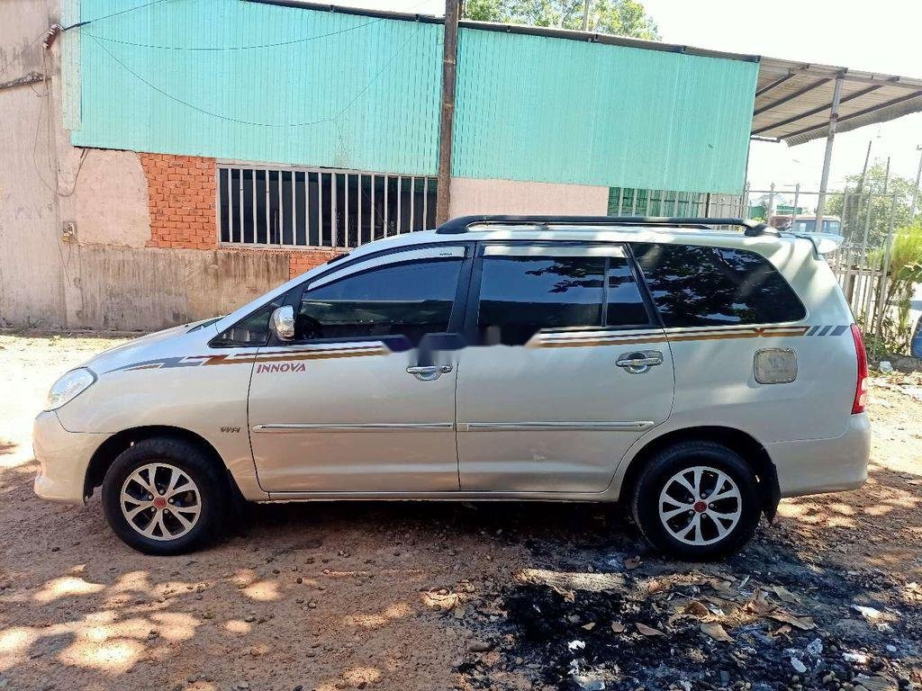 Bán ô tô Toyota Innova sản xuất 2006 còn mới (3)