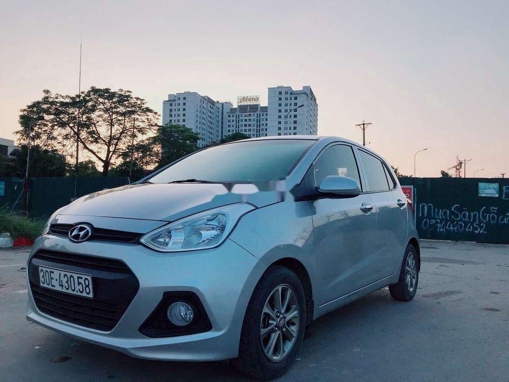 Bán Hyundai Grand i10 năm sản xuất 2015, xe giá mềm (2)