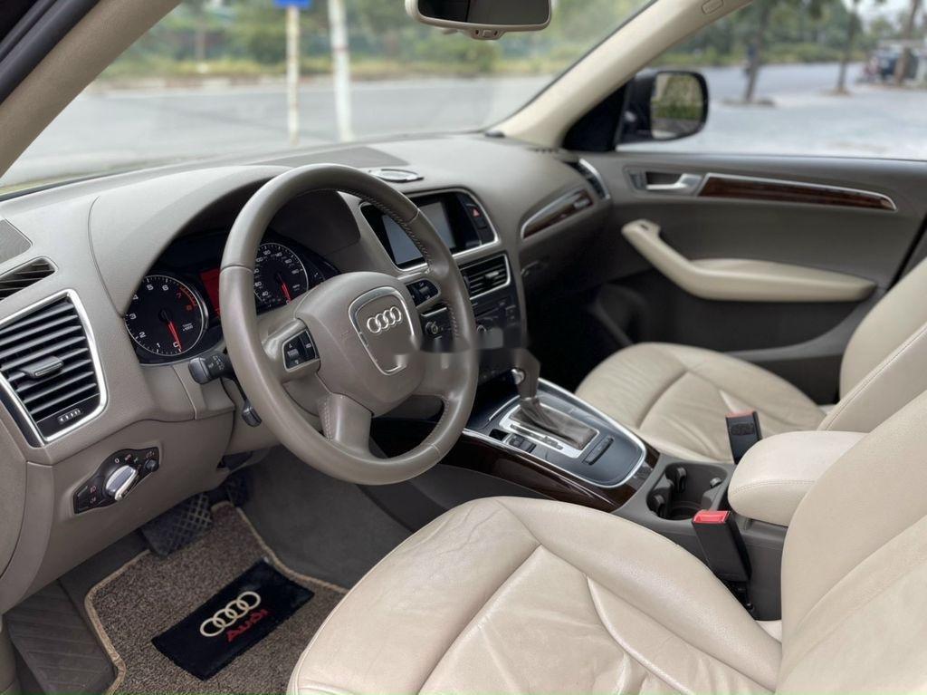 Bán xe Audi Q5 sản xuất 2010 còn mới, 630 triệu (6)