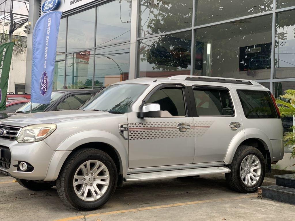 Bán xe Ford Everest sản xuất 2013, xe giá thấp, động cơ ổn định (1)
