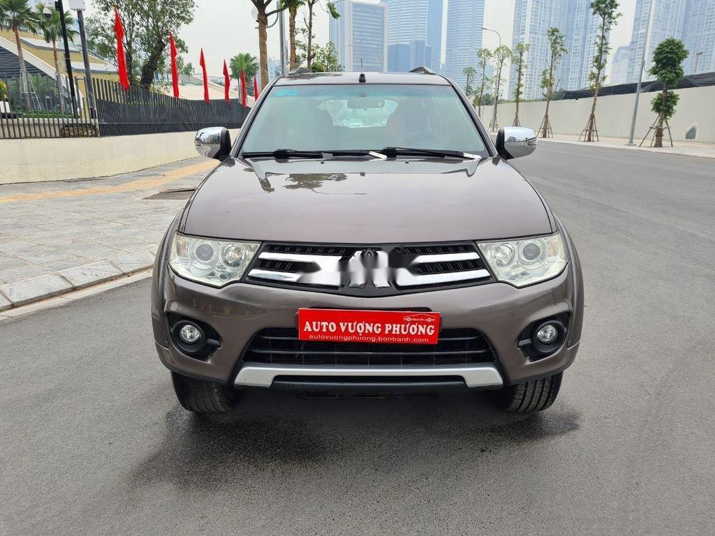 Bán Mitsubishi Pajero Sport sản xuất 2014, xe một đời chủ giá ưu đãi (1)