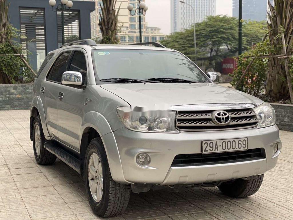 Xe Toyota Fortuner năm 2010, xe nhập, giá siêu ưu đãi (2)