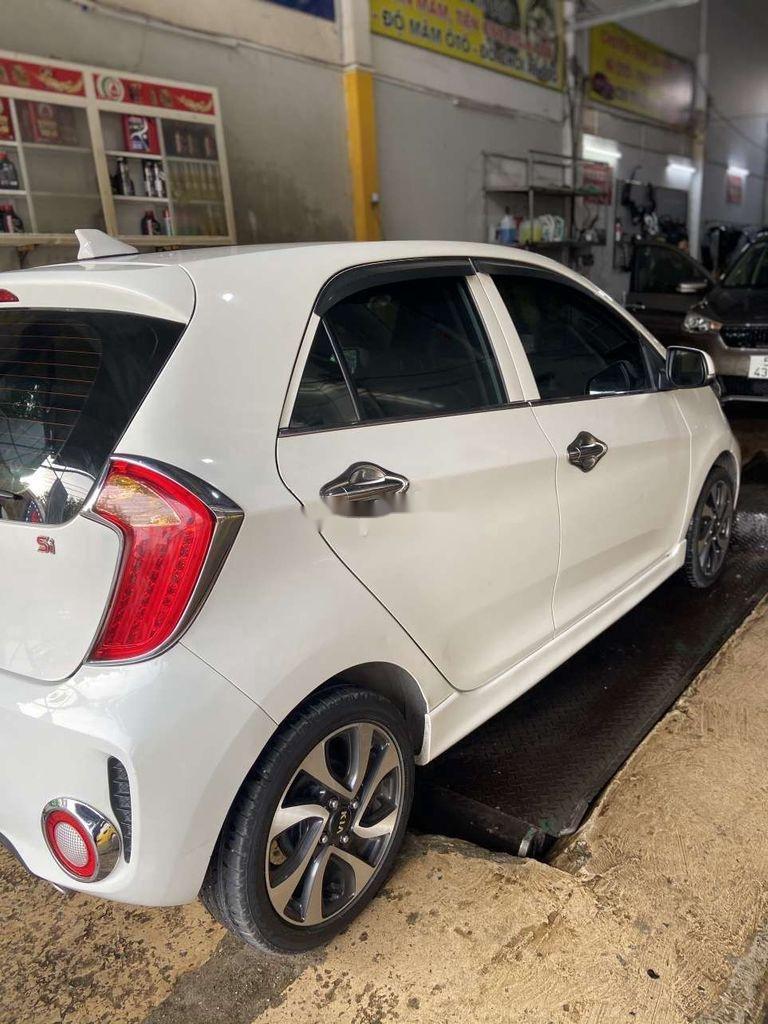 Cần bán lại xe Kia Morning 2017, màu trắng  (5)