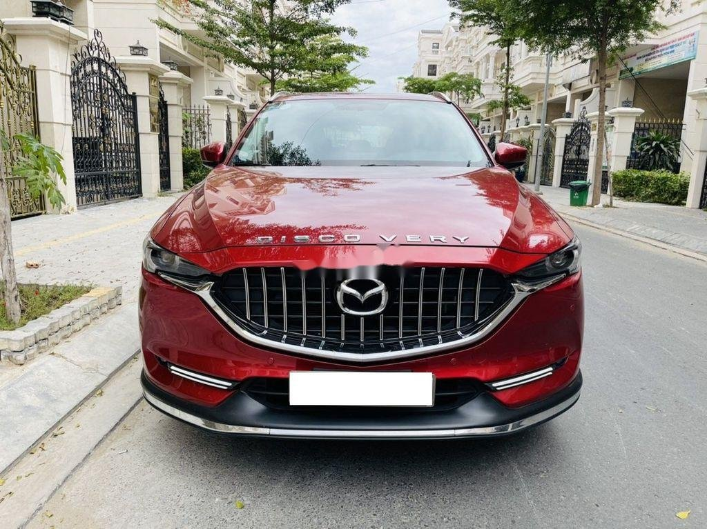 Bán ô tô Mazda CX 5 đời 2018, màu đỏ chính chủ (1)