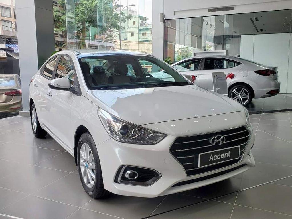 Bán Hyundai Accent sản xuất năm 2020, màu trắng (2)