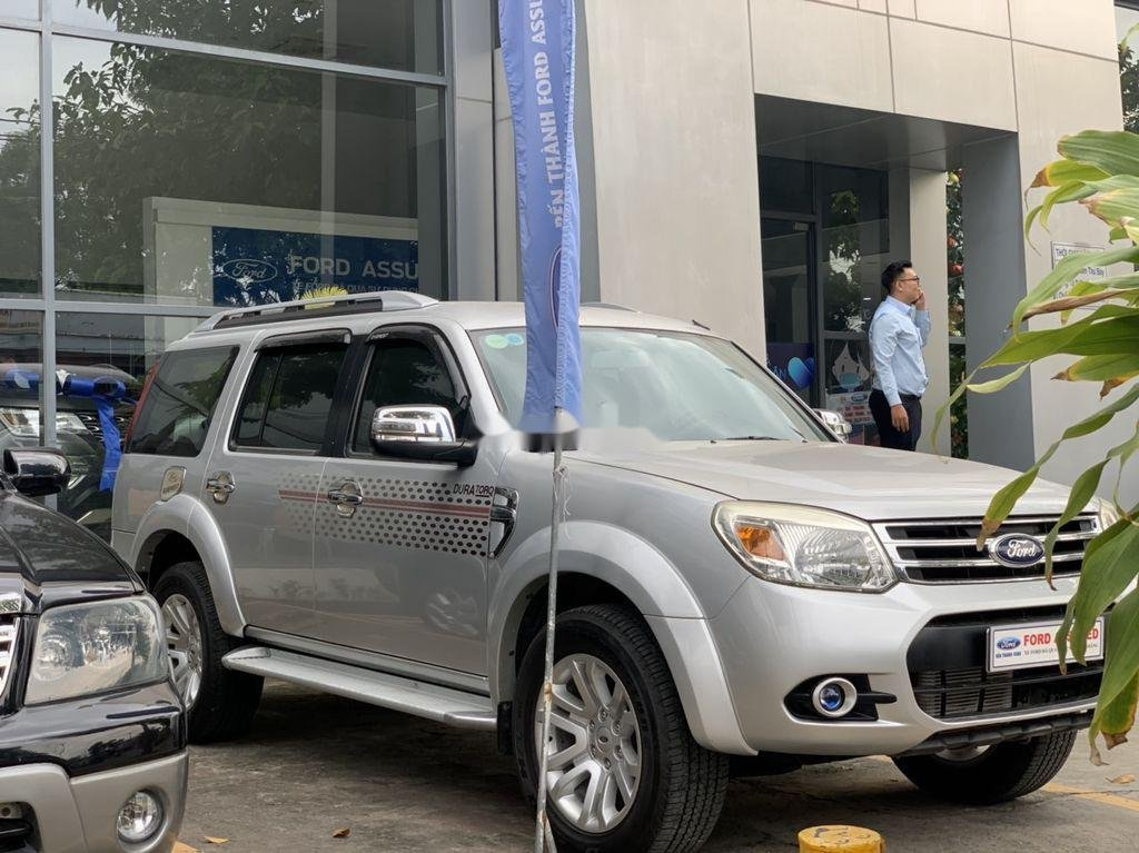 Bán xe Ford Everest sản xuất 2013, xe giá thấp, động cơ ổn định (3)