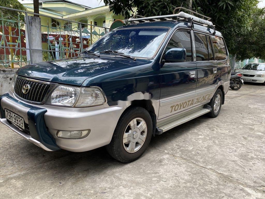 Bán ô tô Toyota Zace năm 2004 còn mới, 215 triệu (1)