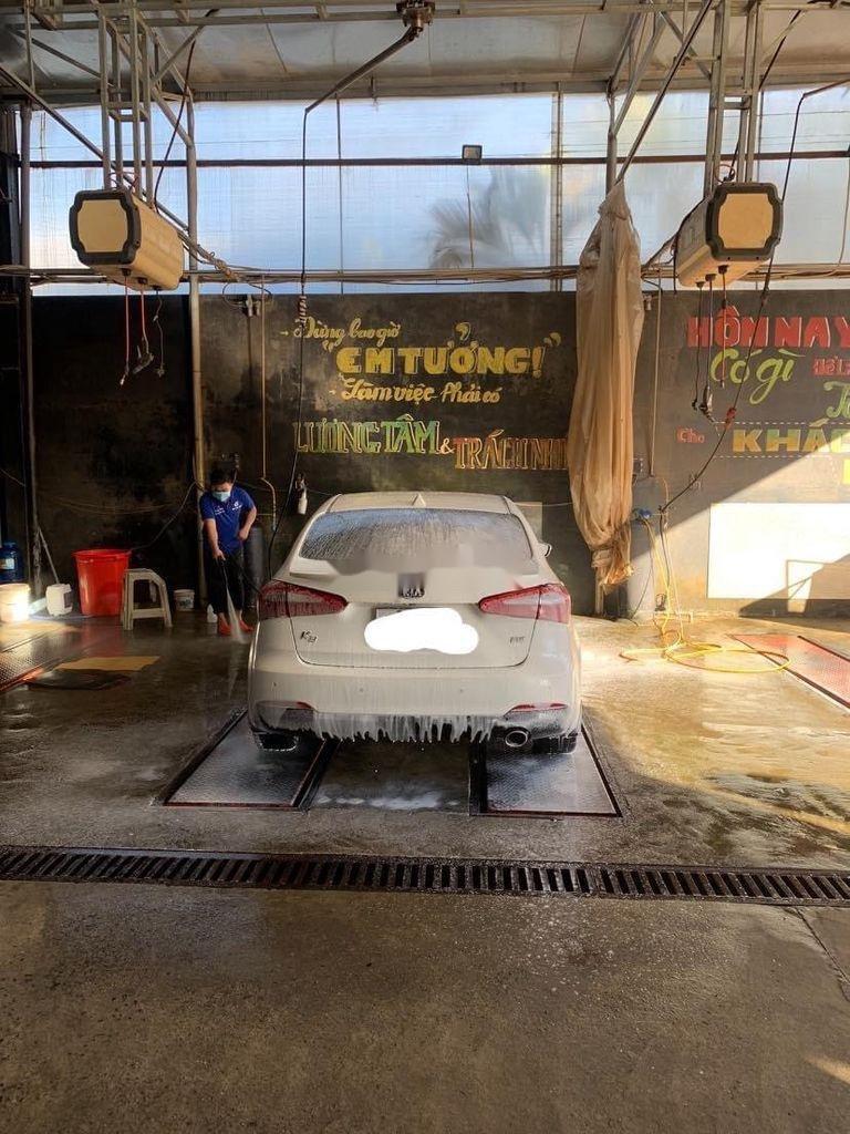 Bán ô tô Kia K3 đời 2014, màu trắng, 468 triệu (2)