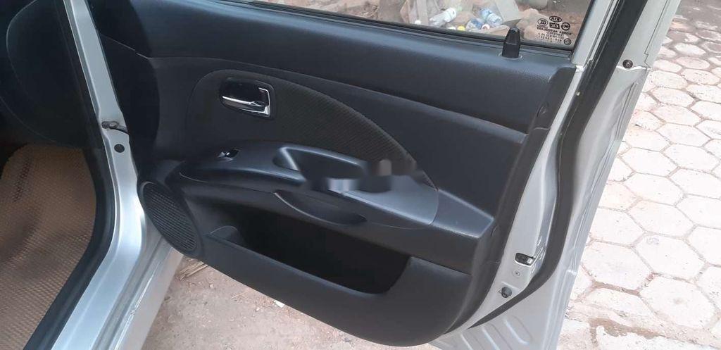 Bán ô tô Kia Morning đời 2011, màu bạc ít sử dụng (4)