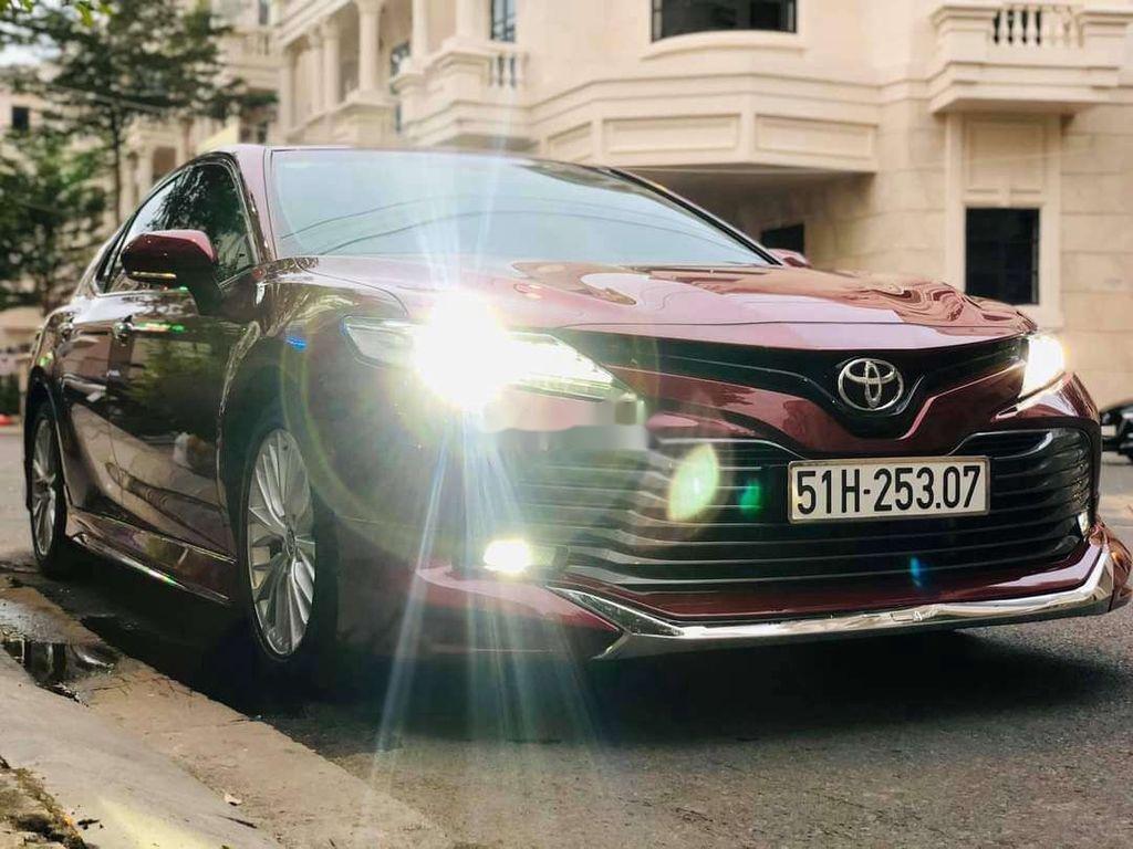 Bán ô tô Toyota Camry sản xuất 2019, nhập khẩu nguyên chiếc còn mới (4)