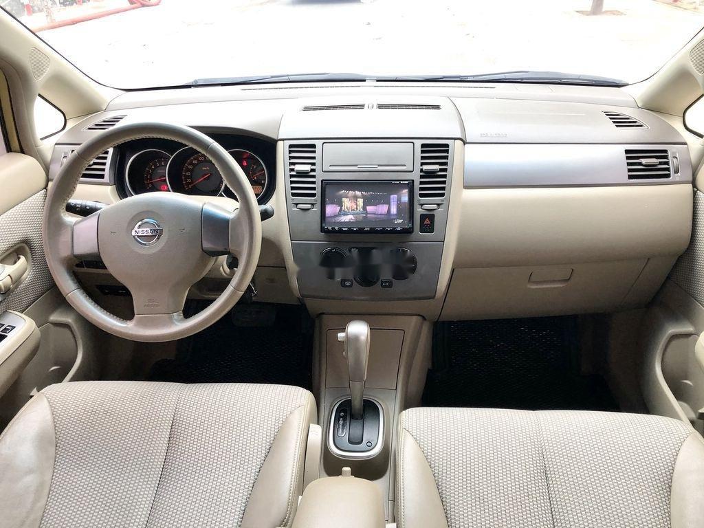 Cần bán xe Nissan Tiida đời 2007, nhập khẩu còn mới, 255 triệu (10)