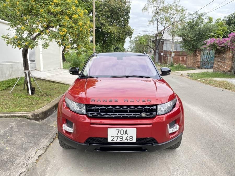 Cần bán xe LandRover Range Rover 2011, màu đỏ, nhập khẩu  (2)