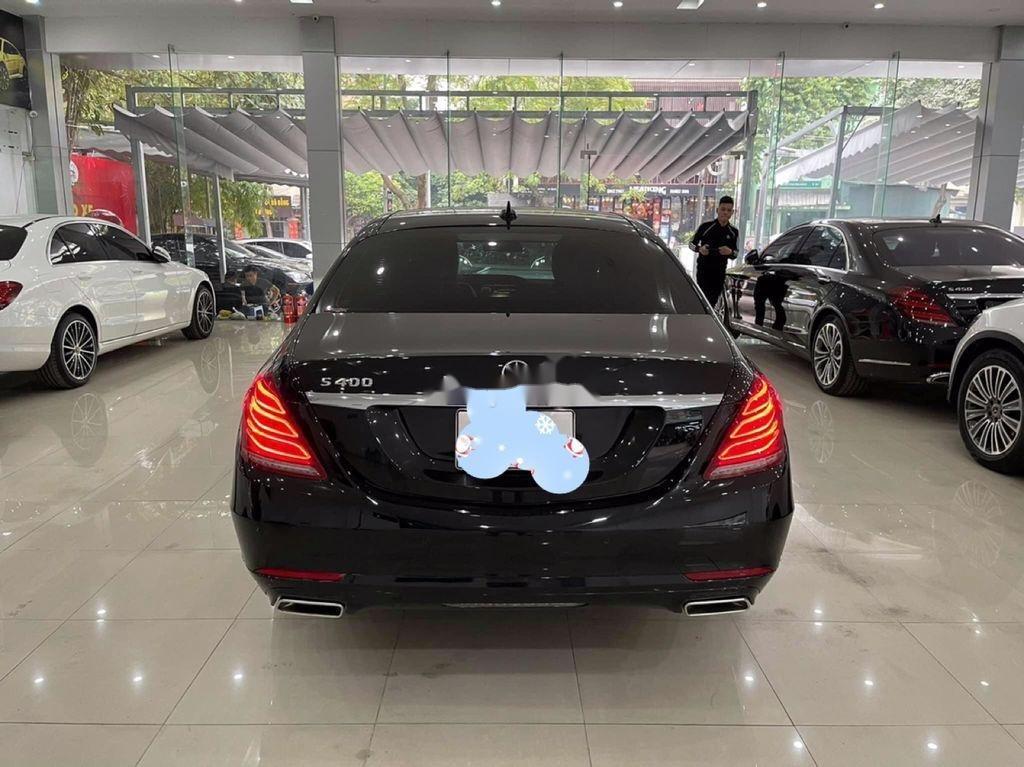 Bán xe Mercedes S400 đời 2014, màu đen, nhập khẩu  (2)