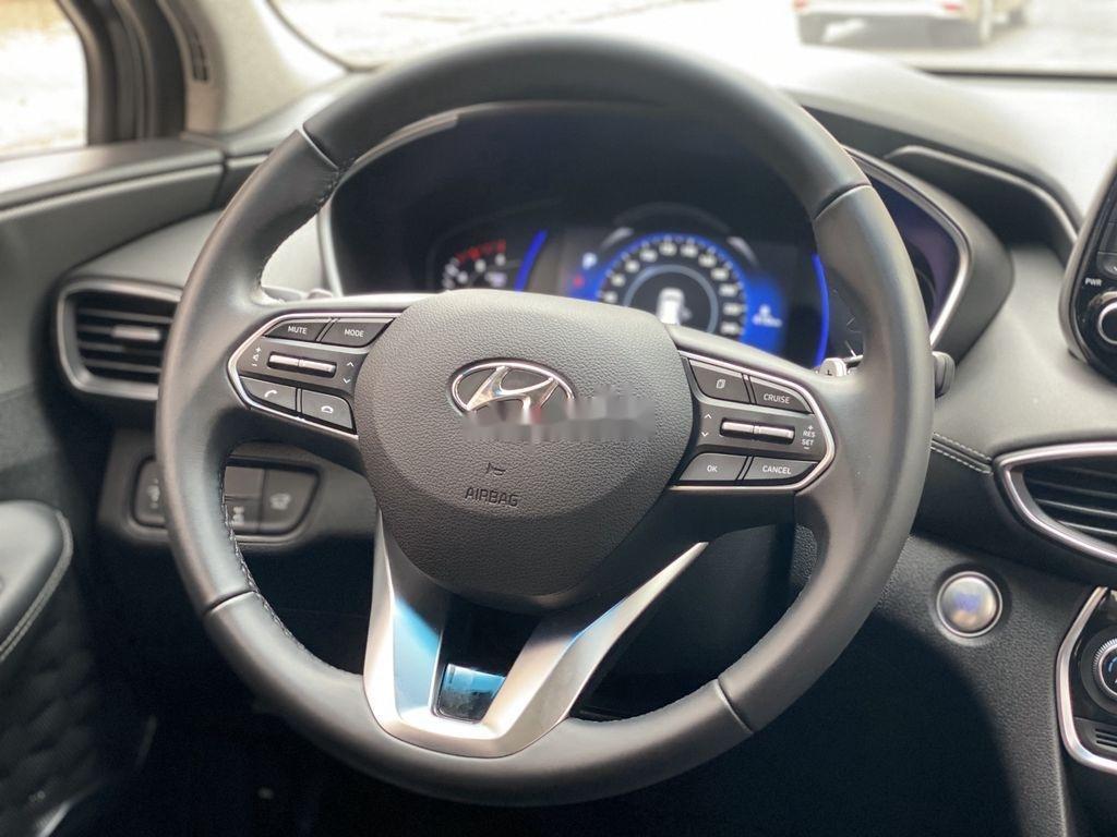 Bán Hyundai Santa Fe 2.2L AT 4WD năm 2019 (9)